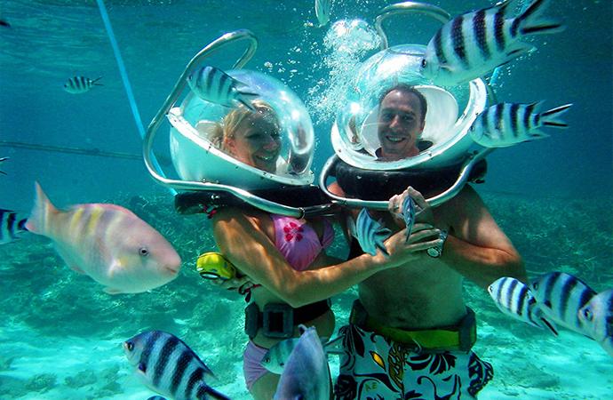 Cerf Island Resort Diving